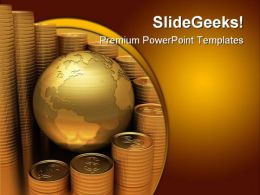 Global Business Finance PowerPoint Templates And PowerPoint Backgrounds 0211