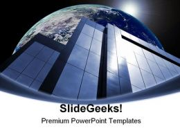 Global Business PowerPoint Backgrounds And Templates 1210