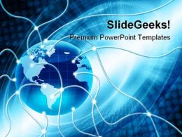Global Business PowerPoint Templates And PowerPoint Backgrounds 0411
