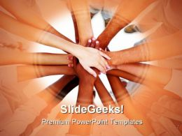 Global Diversity Business PowerPoint Templates And PowerPoint Backgrounds 0811