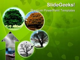 Global Warming Environment PowerPoint Templates And PowerPoint Backgrounds 0511