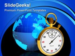 Globalization Concept Geographical PowerPoint Templates And PowerPoint Backgrounds 0611