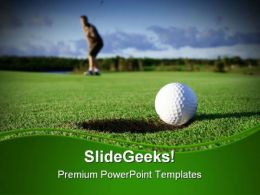 Go In Sports PowerPoint Templates And PowerPoint Backgrounds 0211