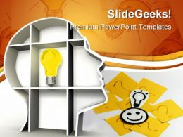 Good Idea Business PowerPoint Templates And PowerPoint Backgrounds 0211
