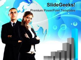 Graph01 Business PowerPoint Backgrounds And Templates 1210