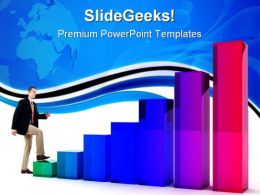 Graph01 Business PowerPoint Templates And PowerPoint Backgrounds 0611
