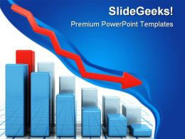 Graph02 Business PowerPoint Templates And PowerPoint Backgrounds 0611