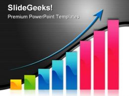 Graph Business PowerPoint Templates And PowerPoint Backgrounds 0611