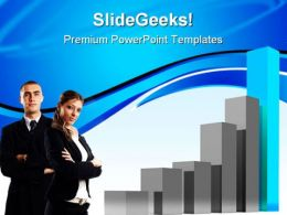 Great Results Business PowerPoint Templates And PowerPoint Backgrounds 0611