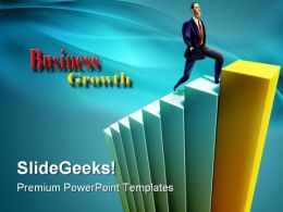 Growth01 Business PowerPoint Templates And PowerPoint Backgrounds 0511