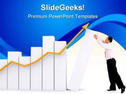 Growth Business Success PowerPoint Templates And PowerPoint Backgrounds 0511