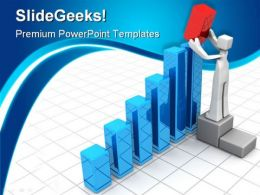 Growth Graph Finance PowerPoint Templates And PowerPoint Backgrounds 0511