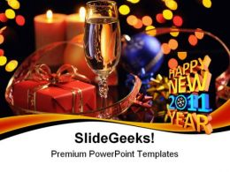 Happy New Year Festival PowerPoint Backgrounds And Templates 1210