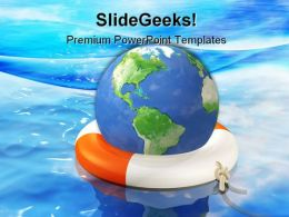 Help In Global Crisis Finance PowerPoint Templates And PowerPoint Backgrounds 0311