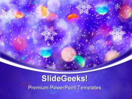 Holiday Background Abstract PowerPoint Templates And PowerPoint Backgrounds 0611