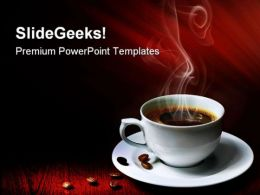 Hot Coffee Health PowerPoint Templates And PowerPoint Backgrounds 0311