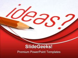 Ideas01 Business PowerPoint Template 0610  Presentation Themes and Graphics Slide01