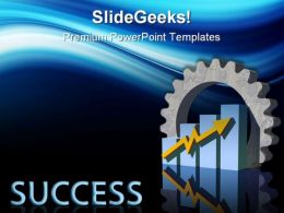 Industry Report Success PowerPoint Templates And PowerPoint Backgrounds 0611