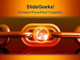 Internet Link Business Template 1010