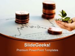 Investment Business PowerPoint Backgrounds And Templates 1210