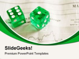 Investment Risk Symbol PowerPoint Templates And PowerPoint Backgrounds 0211