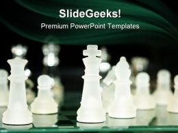 It S Your Move Game PowerPoint Templates And PowerPoint Backgrounds 0311