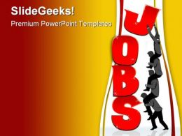 Jobs Business PowerPoint Templates And PowerPoint Backgrounds 0511
