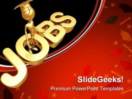 Jobs Future PowerPoint Templates And PowerPoint Backgrounds 0711