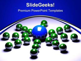 Leader01 Leadership PowerPoint Templates And PowerPoint Backgrounds 0711