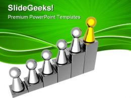 Leader04 Leadership PowerPoint Templates And PowerPoint Backgrounds 0611