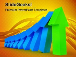 Leader Support Business PowerPoint Templates And PowerPoint Backgrounds 0711