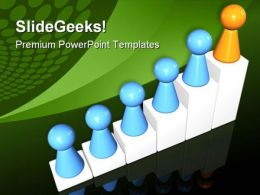 Leadership Concept01 Business PowerPoint Templates And PowerPoint Backgrounds 0611
