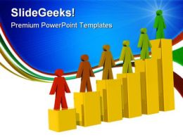 Leadership Success PowerPoint Templates And PowerPoint Backgrounds 0711