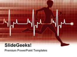 Lifeline Medical PowerPoint Templates And PowerPoint Backgrounds 0711