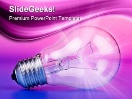 Light Bulb01 Business PowerPoint Templates And PowerPoint Backgrounds 0211