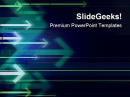Lines And Arrows Abstract PowerPoint Templates And PowerPoint Backgrounds 0611