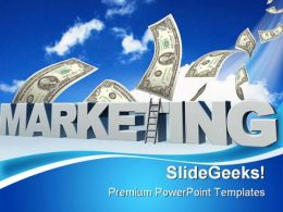 Marketing Business PowerPoint Templates And PowerPoint Backgrounds 0411