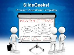 Marketing Presentation Business PowerPoint Templates And PowerPoint Backgrounds 0811
