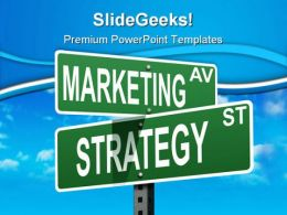 Marketing Strategy Business PowerPoint Templates And PowerPoint Backgrounds 0911