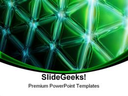 Matrix Abstract Background PowerPoint Templates And PowerPoint Backgrounds 0611