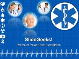 Medical Collage Health PowerPoint Templates And PowerPoint Backgrounds 0711