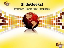 Modern Design Global PowerPoint Templates And PowerPoint Backgrounds 0311