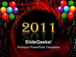 New Year Celebrations Events PowerPoint Templates And PowerPoint Backgrounds 0511