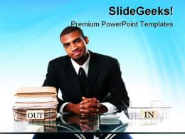 Office Work Business PowerPoint Backgrounds And Templates 1210