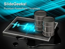 Oil Use Industrial PowerPoint Templates And PowerPoint Backgrounds 0211