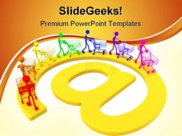 Online Shopping01 Sales PowerPoint Templates And PowerPoint Backgrounds 0311