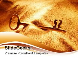 Opportunity Key Found Success PowerPoint Templates And PowerPoint Backgrounds 0211