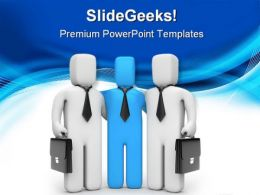 Partnership Business PowerPoint Templates And PowerPoint Backgrounds 0511