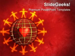 People Network Communication PowerPoint Templates And PowerPoint Backgrounds 0711