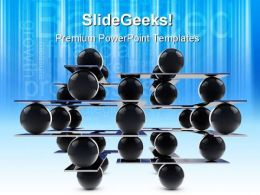 Perfect Balance Success PowerPoint Templates And PowerPoint Backgrounds 0711